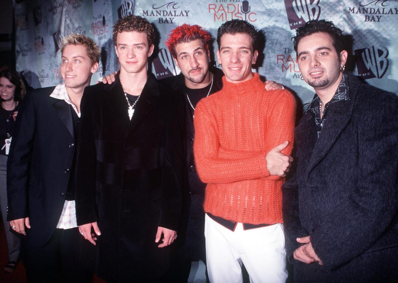 Justin Timberlake, B101 Philly, NSYNC, Featured Artist, Philadelphia
