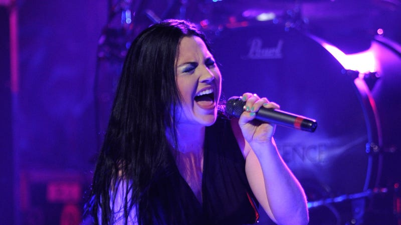 Evanescence singer Amy Lee