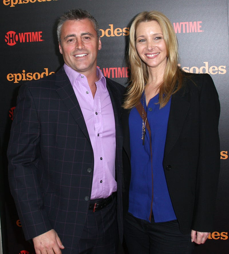 matthew perry and lisa kudrow