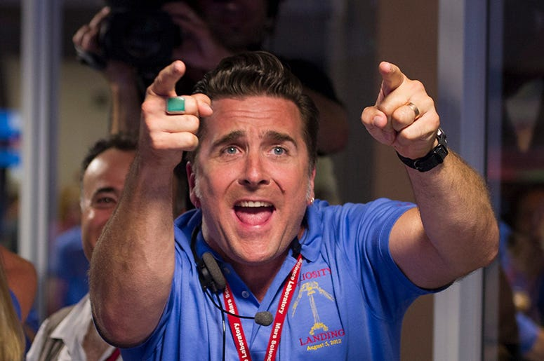 NASA Engineer Adam Steltzner