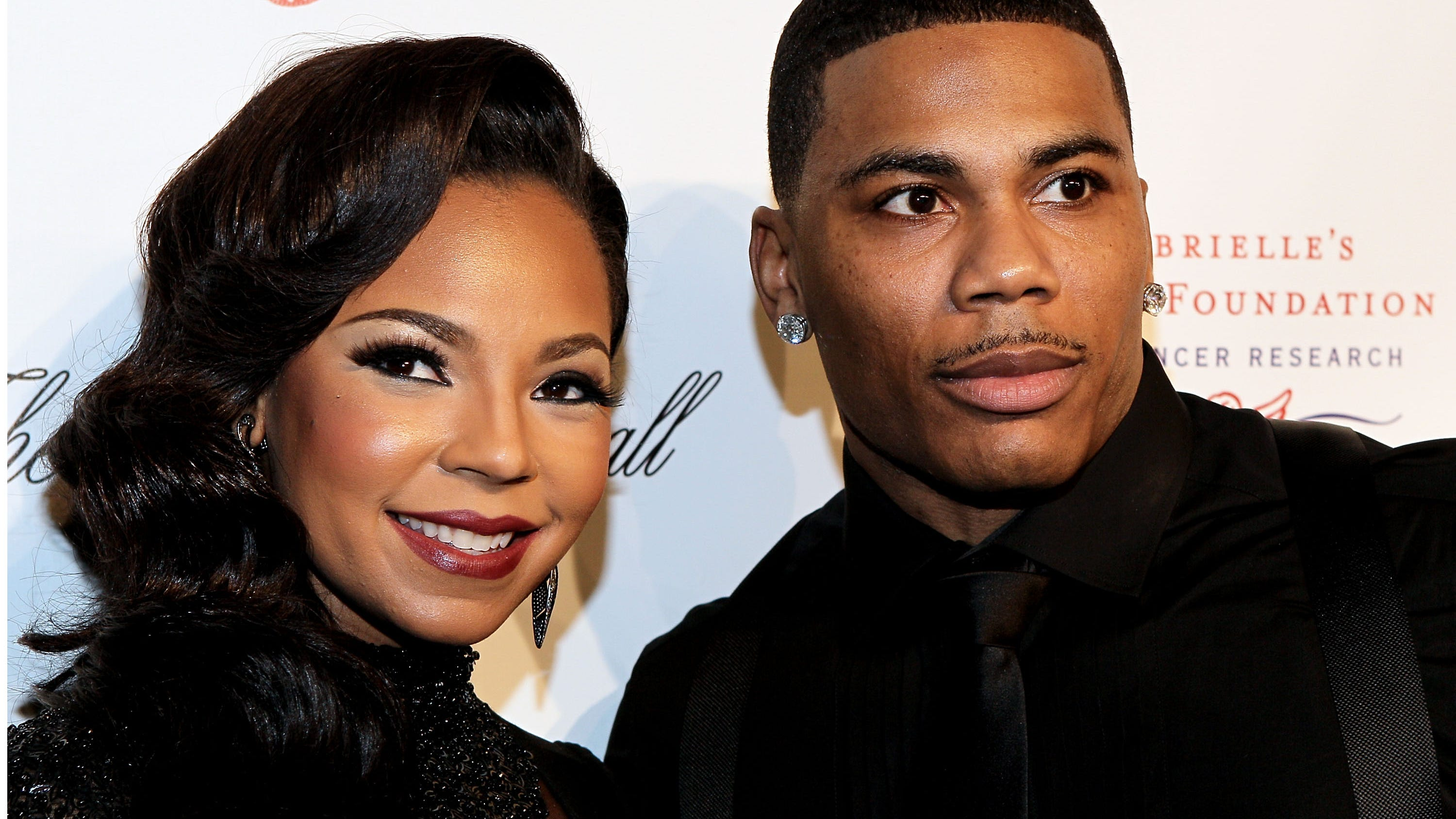 Fans want a Nelly and Ashanti reunion after 'VERZUZ' hug