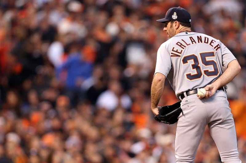 Justin Verlander helped both the Tigers and Astros reach the World Series in the 2010s.