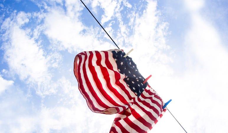 flag underwear