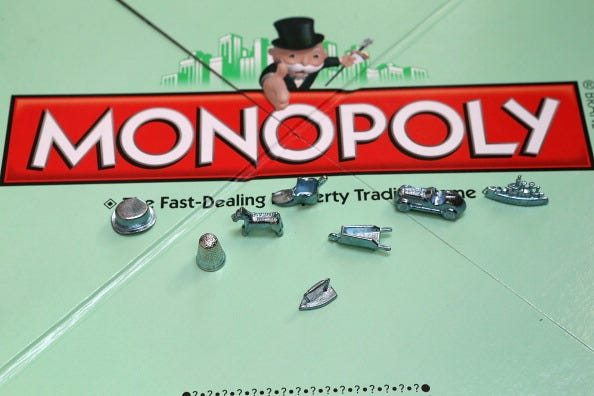 New Monopoly Board Game Pays Women More Than Men