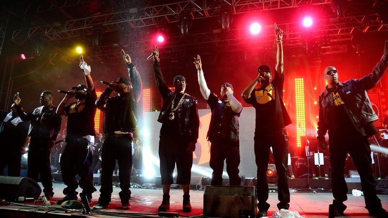 Wu-Tang Clan - Coachella 2013