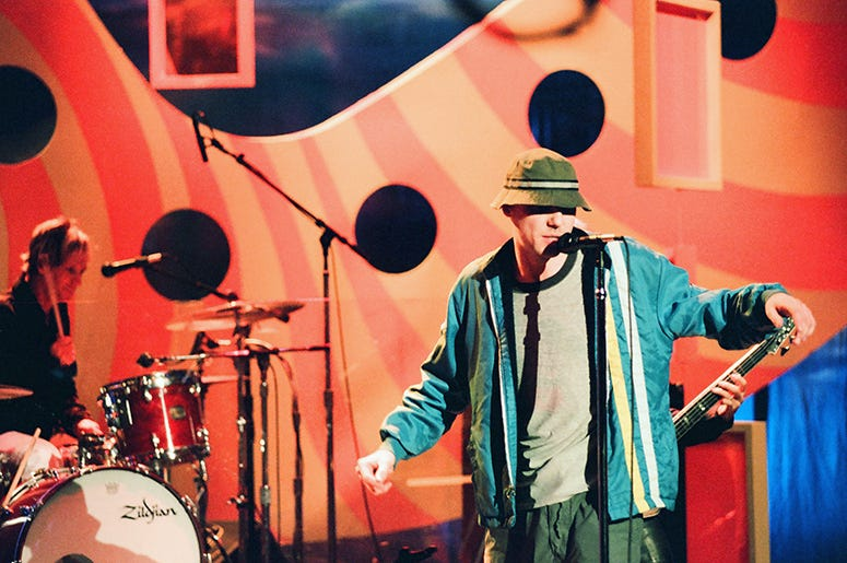 Gregg Alexander of The New Radicals