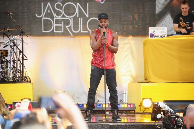 Jason Derulo, B101 Philly, Featured Artist, Philadelphia