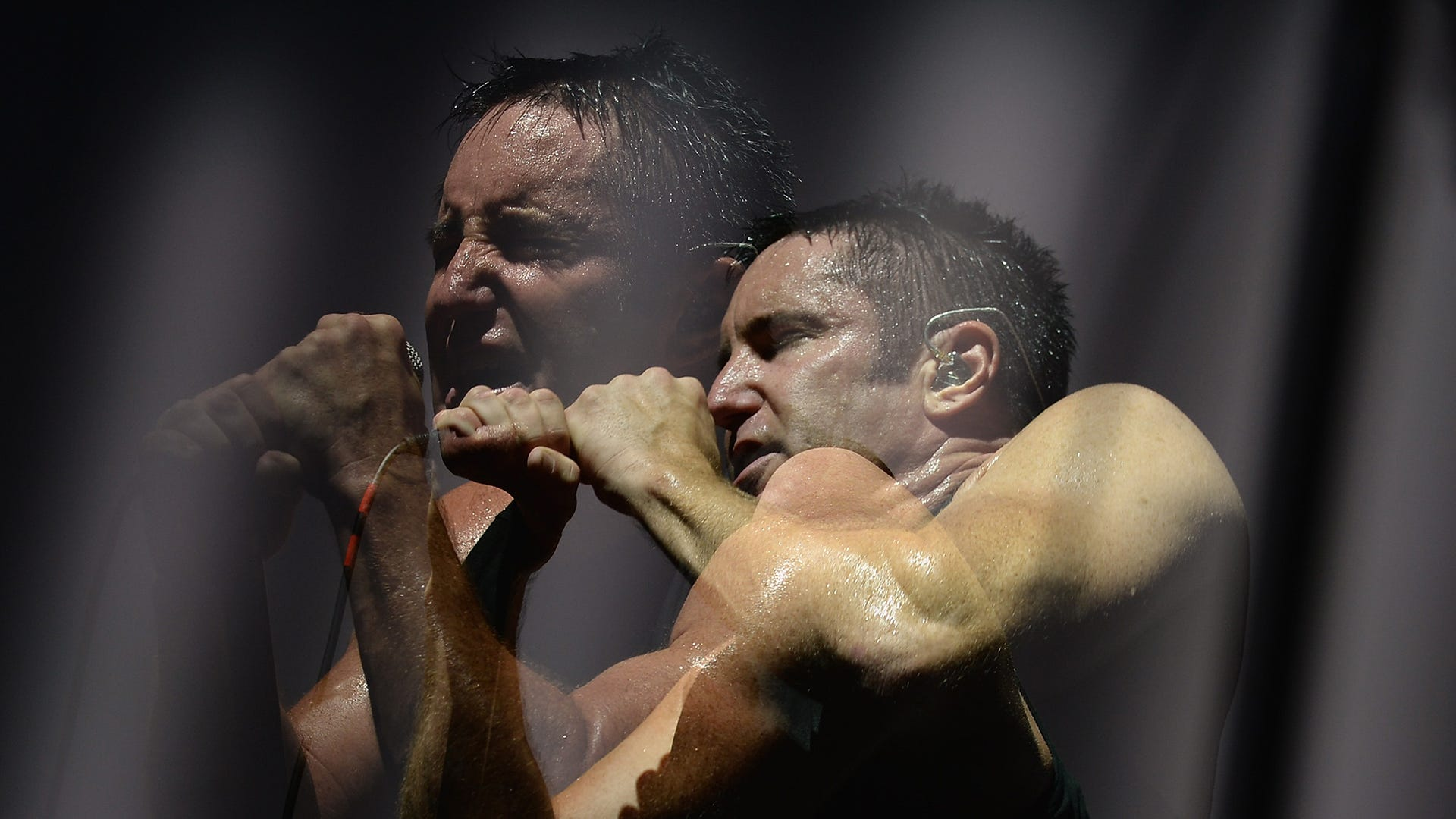 Proving 'we're in this together,' Nine Inch Nails cancel tour dates amid COVID-19 Delta spike