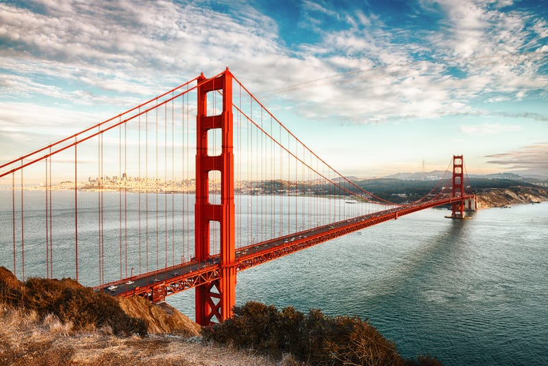 San Francisco has been ranked the top city to visit in a new survey.