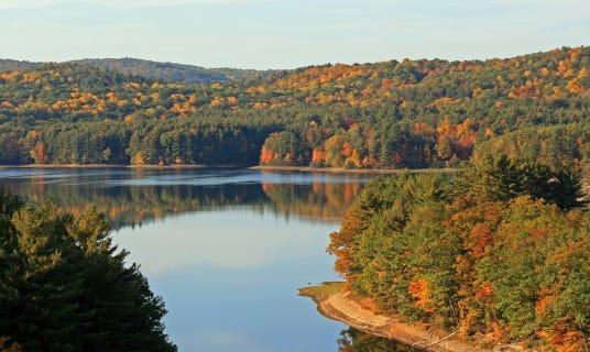 Connecticut Fall Foliage