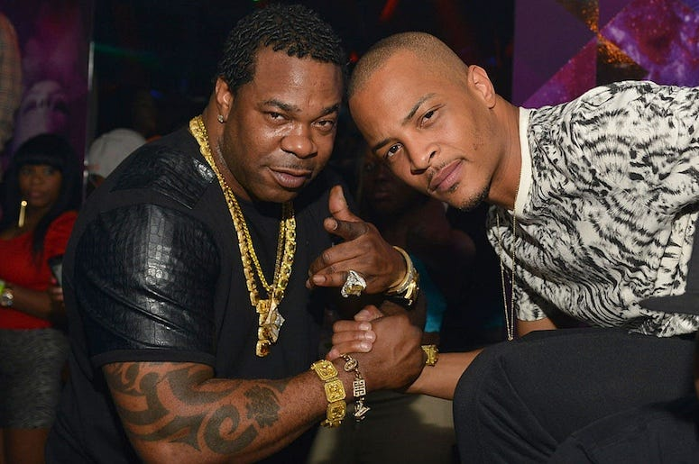 Busta Rhynes and T.I.