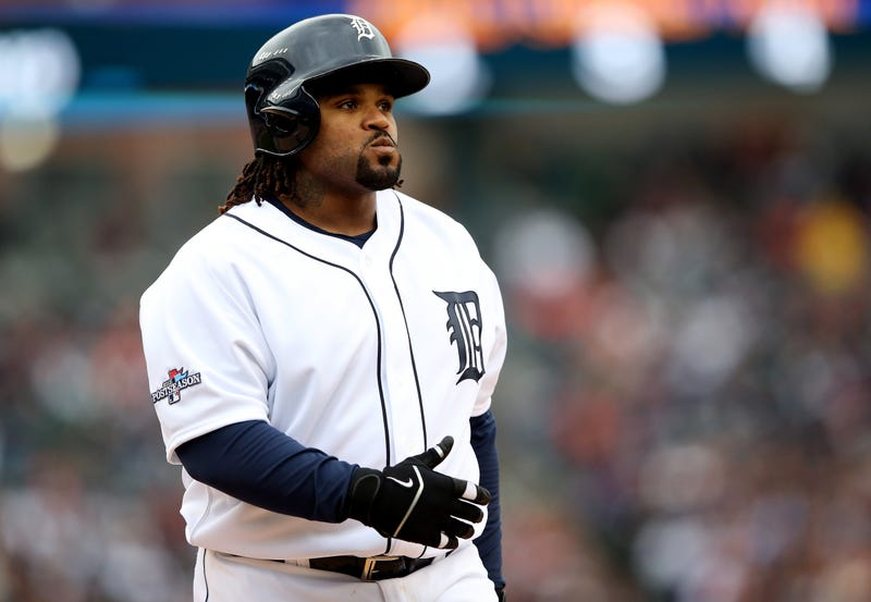 Prince Fielder spent two seasons with the Tigers.