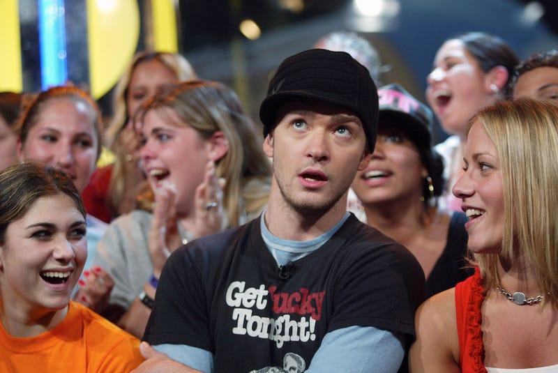 Justin TImberlake, MTV, TRL, B101 Philly, Featured Artist, Philadelphia