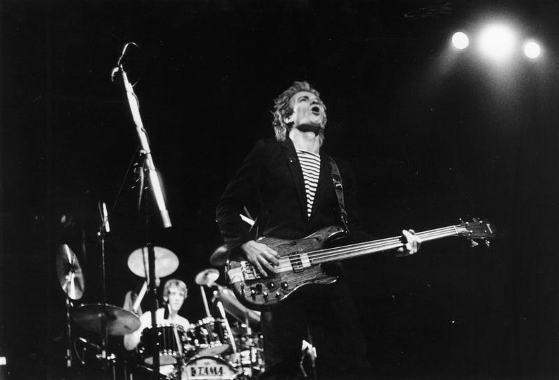 sting and the police playing live