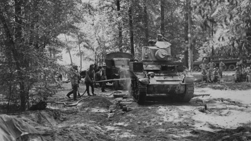 Fort Benning, 1940