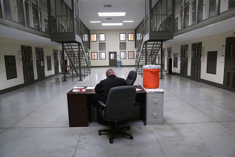 Immigration and Customs Enforcement (ICE) detention center