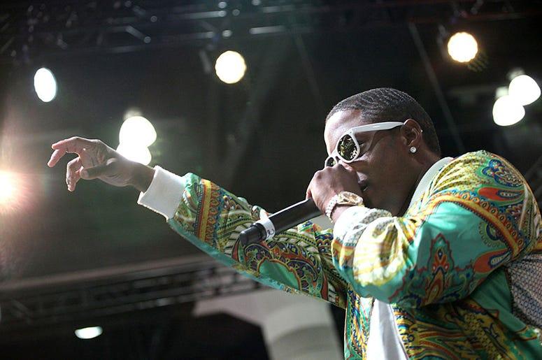 Rapper Ma$e