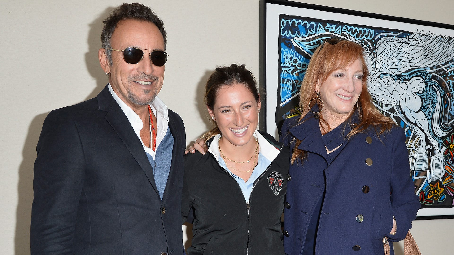 Bruce Springsteen's daughter named to the US Olympic Team