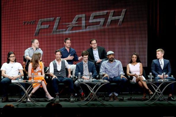 'The Flash' Star Logan Williams Dies at 16