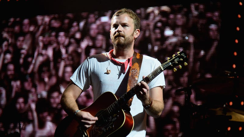 Caleb Followill of Kings of Leon