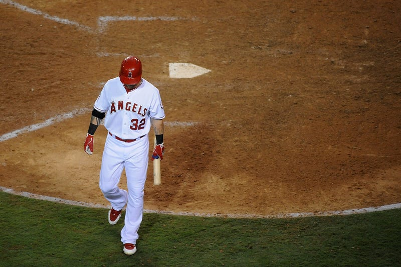 Josh Hamilton's tenure with the Angels was brief.