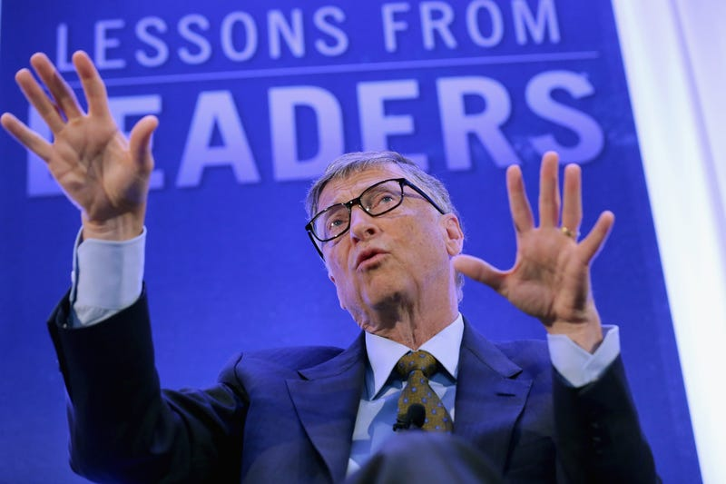 bill gates on lessons from leaders panel