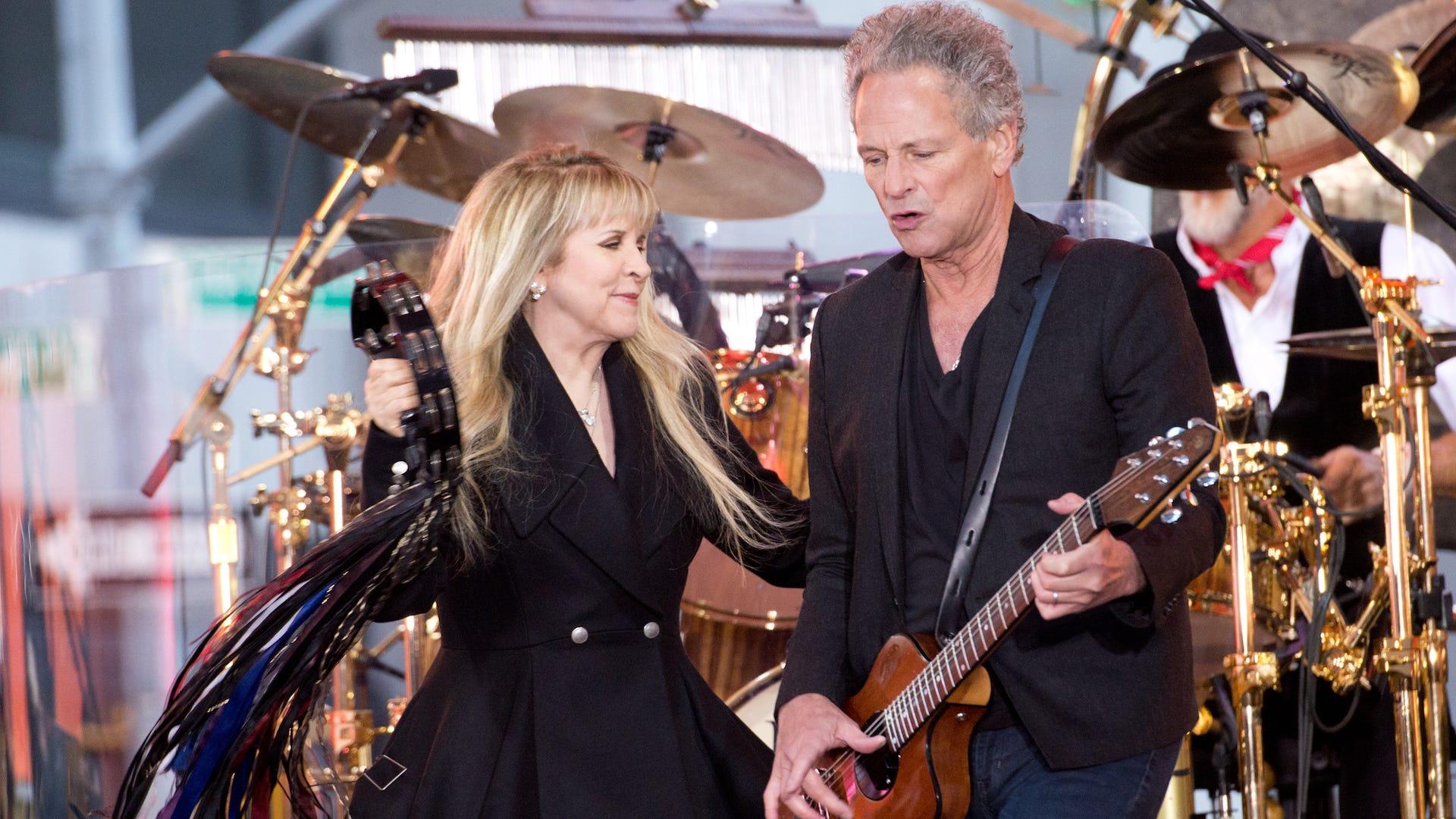 Stevie Nicks fires back at Lindsey Buckingham over Fleetwood Mac exit