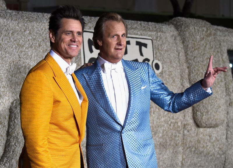 jim carrey and jeff daniels