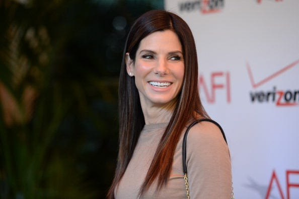 Sandra bullock dating nfl star