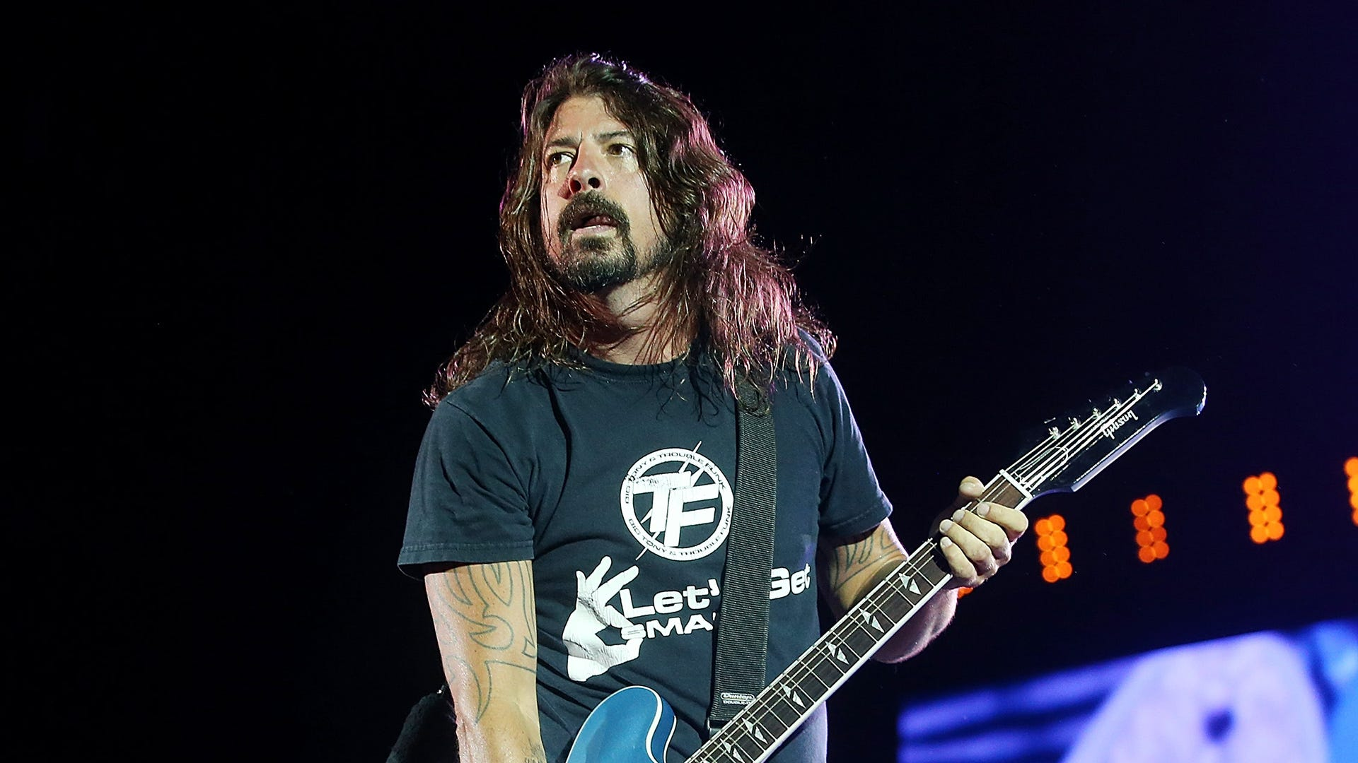 Watch the Foo Fighters' mini-doc on the return of Rock to The Garden