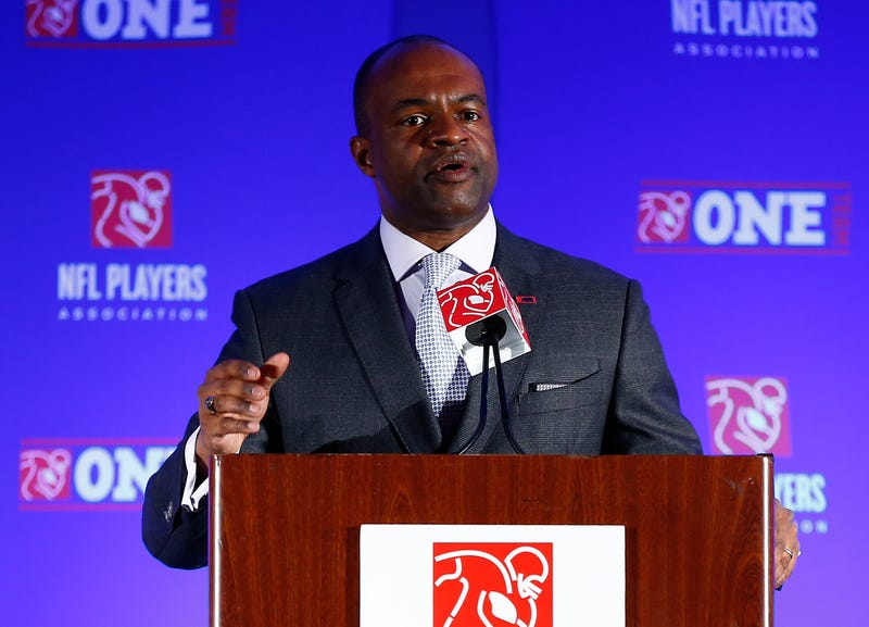 NFL Players Association President DeMaurice Smith