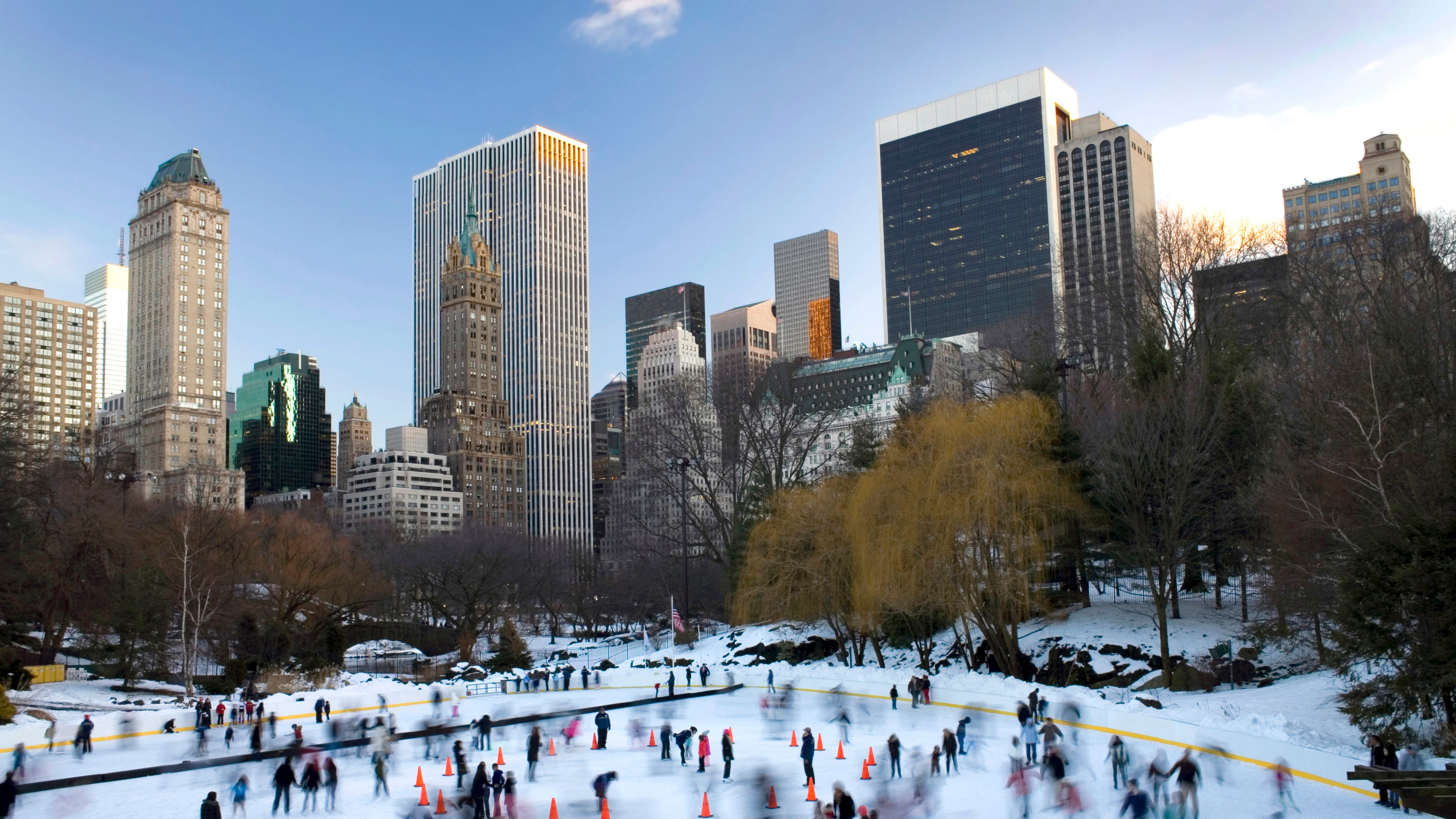 NYC seeks company to replace Trump Organization as manager of Central Park's Wollman Rink