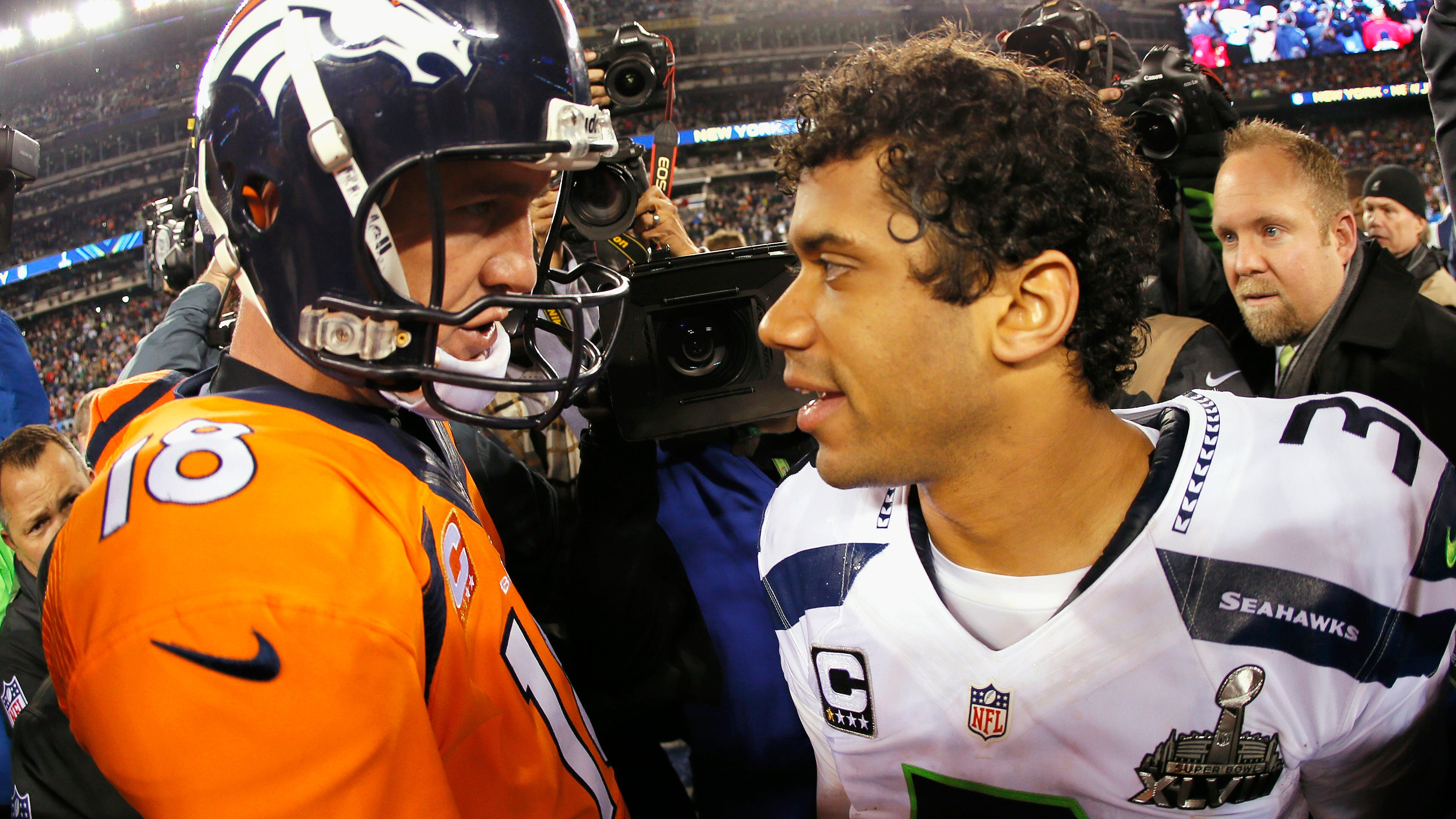 Russell Wilson has a fix for NFL overtime … and it'
