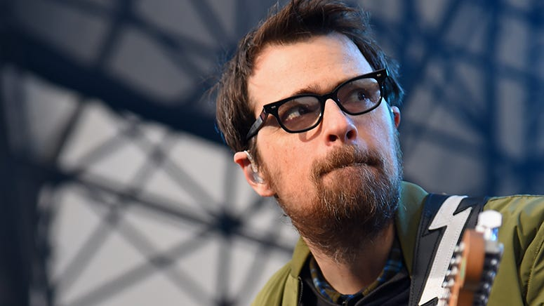 Rivers Cuomo uploads thousands of Weezer demos as part of web programming class