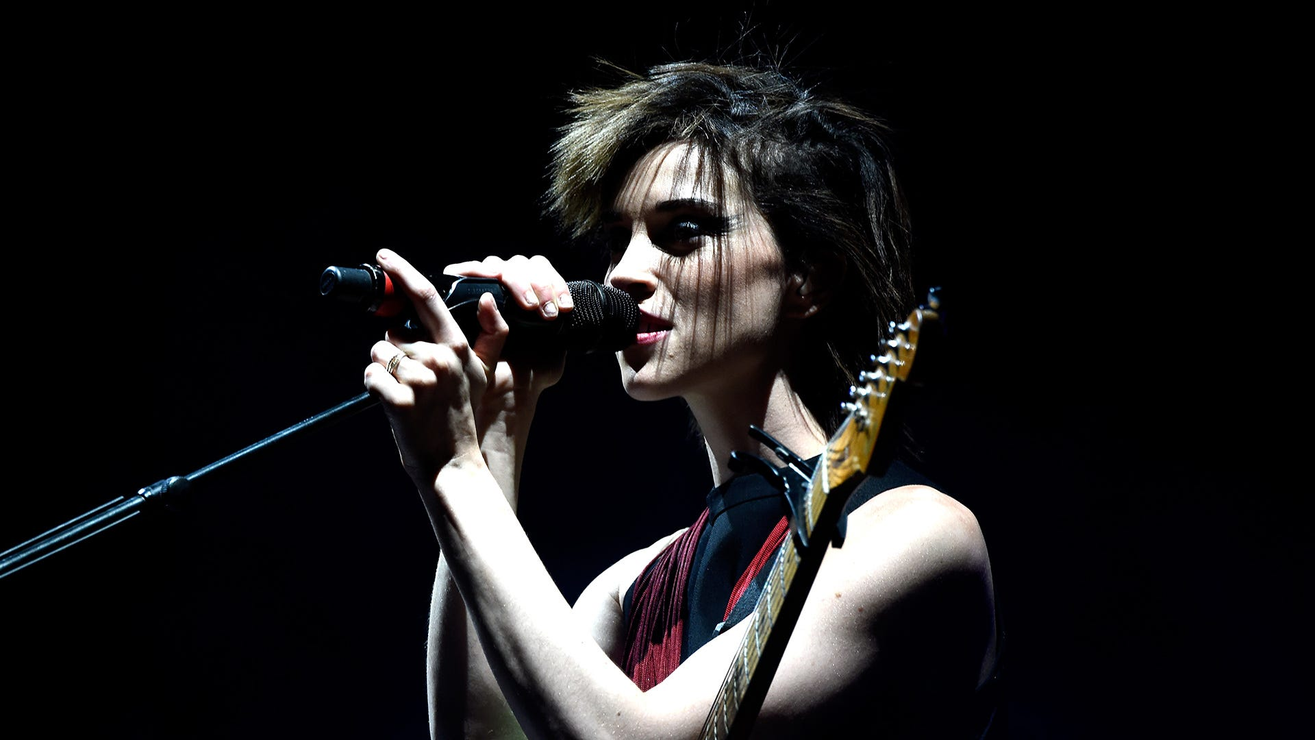 New Arrivals: St. Vincent on the TOOL record she almost made, and lunching with legend David Byrne