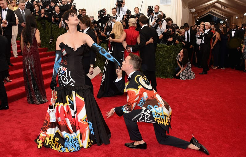 katy perry at met gala 2015