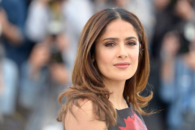 "Actress Salma Hayek attends a photocall for ""Il Racconto Dei Racconti"""