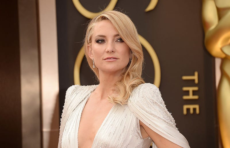 Actress Kate Hudson attends the Oscars held at Hollywood & Highland Center