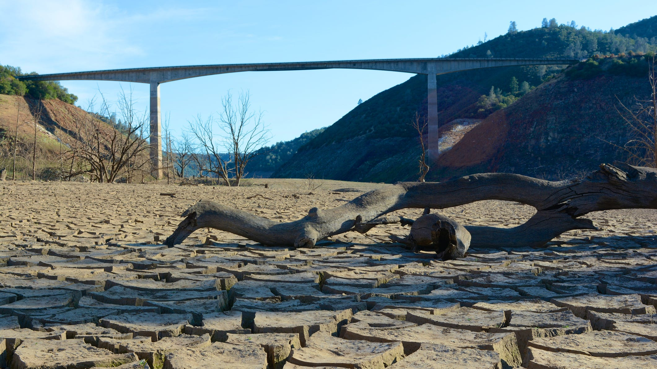 Drought making California's drinking water dirtier
