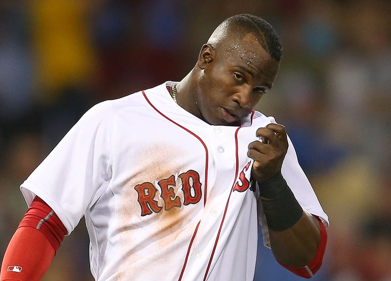 Rusney Castillo has disappointed since signing a $72.5 million