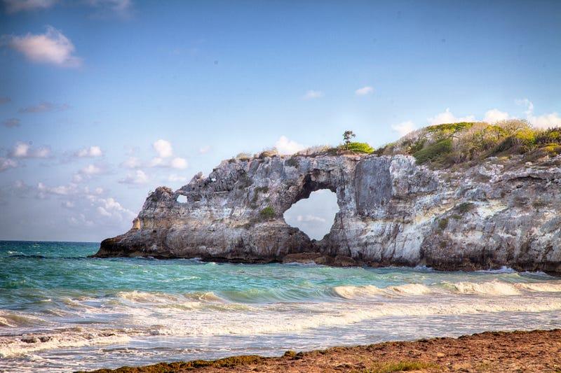 Punta Ventana en Puerto Rico