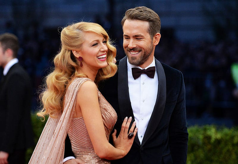 Ryan Reynolds and Blake Lively Share Hilarious First Photo With Their Baby Girl