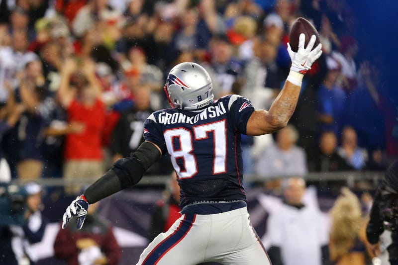 Rob Gronkowski is arguably the most dominant player in NFL history.