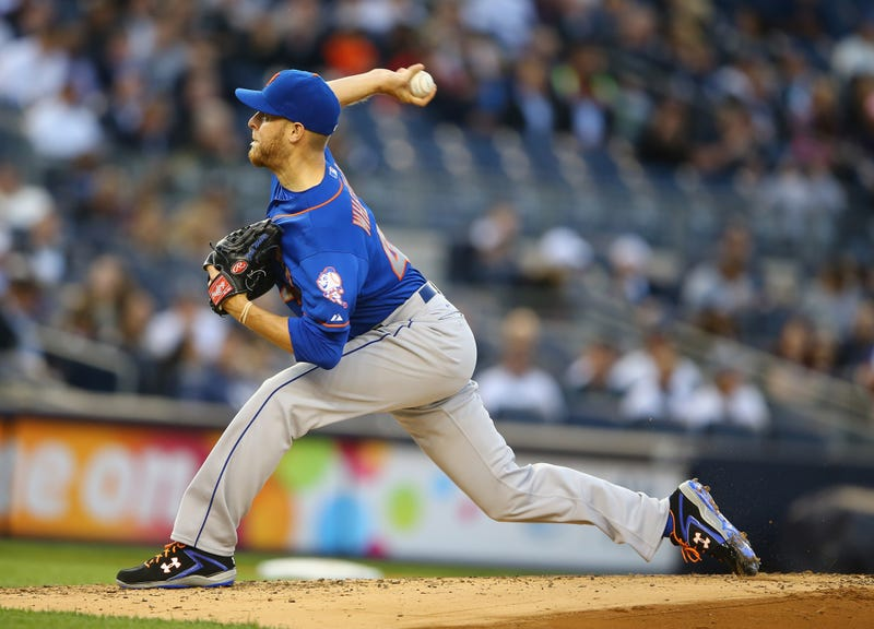 Could Zack Wheeler join the cross-town rival Yankees?