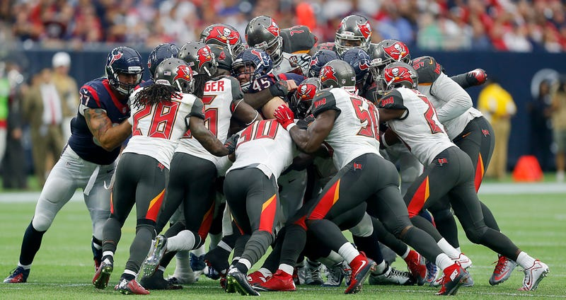 NFL Pile
