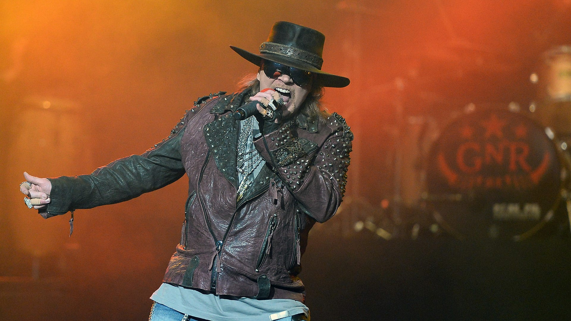 Guns N' Roses rescheduled tour with extra 14 dates