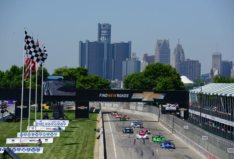 The Detroit Grand Prix to return to Belle Isle this weekend
