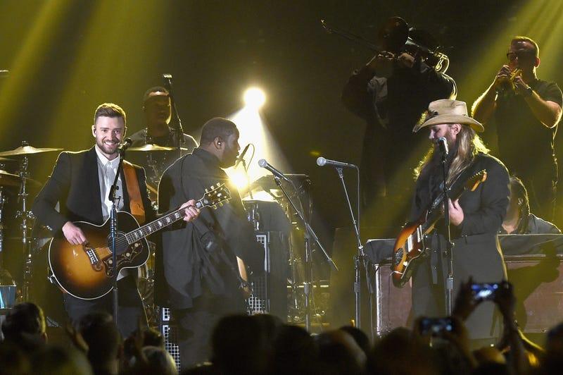 Justin Timberlake, B101 Philly, Philadelphia Featured Artist, Country music Awards, Christ Stapleton