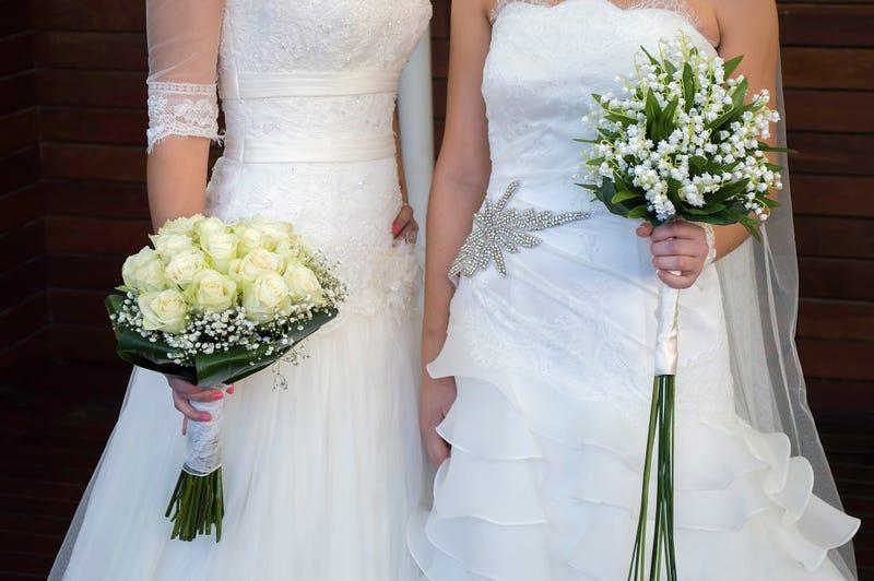 dos novias
