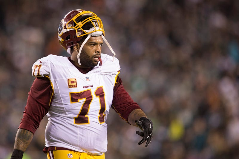 Pro Bowl tackle Trent Williams wants out of Washington